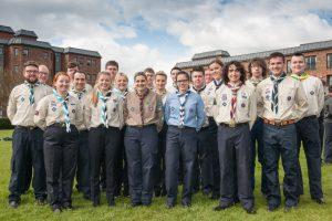 Queen's Scouts 2016 (Medium)