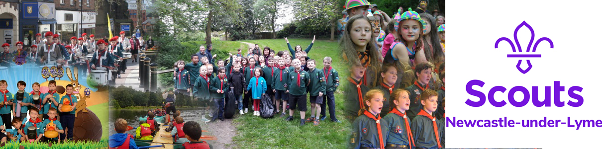 Newcastle-under-Lyme District Scouts